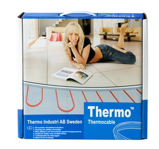 Теплый пол двужильный Thermocable